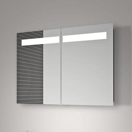 architekt 200 spiegelschrank 120 cm mb824024 megabad. Black Bedroom Furniture Sets. Home Design Ideas