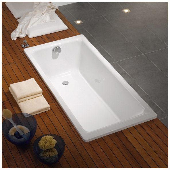 kaldewei puro 160 x 70 x 42 cm badewanne 684 megabad. Black Bedroom Furniture Sets. Home Design Ideas