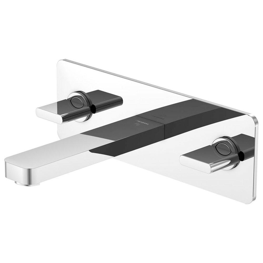 steinberg serie 230 3 loch wand armatur ausladung 17 cm megabad. Black Bedroom Furniture Sets. Home Design Ideas