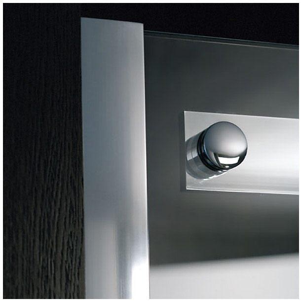 hsk atelier gleitt r 2 teilig mit seitenwand 120 x 90 cm. Black Bedroom Furniture Sets. Home Design Ideas