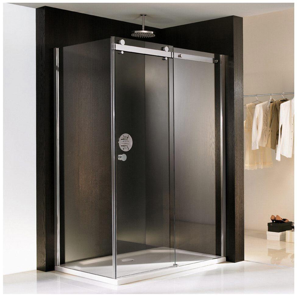 hsk atelier gleitt r 2 teilig mit seitenwand 140 x 90 cm. Black Bedroom Furniture Sets. Home Design Ideas