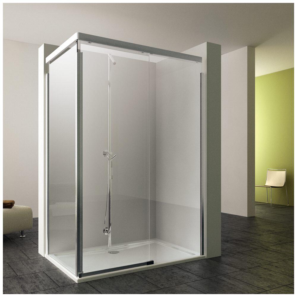 koralle s600 schiebet r mit trennwand links type dstd2 sonderma megabad. Black Bedroom Furniture Sets. Home Design Ideas
