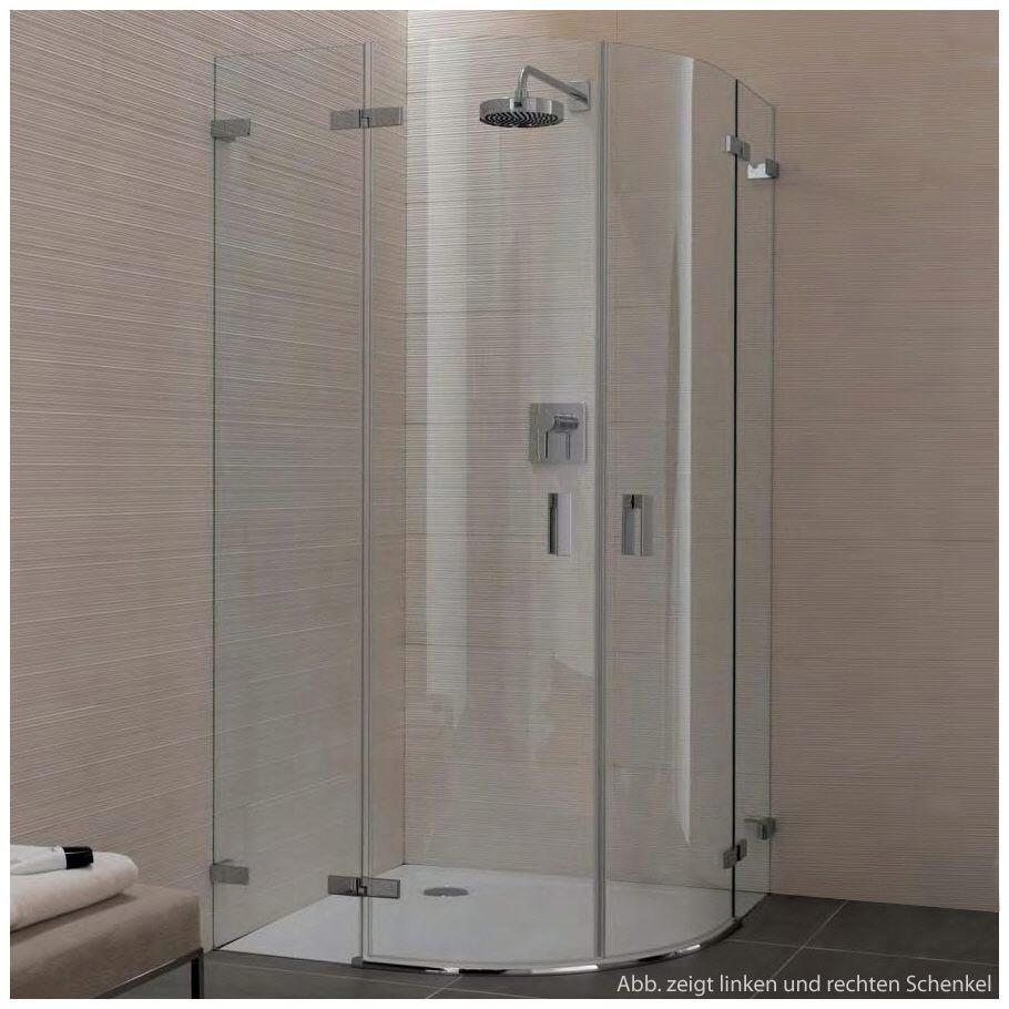 koralle s707 viertelkreis duschabtrennung typ vpfs. Black Bedroom Furniture Sets. Home Design Ideas