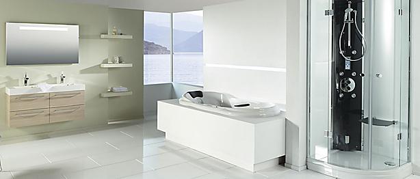 riho bade und duschwannen megabad. Black Bedroom Furniture Sets. Home Design Ideas