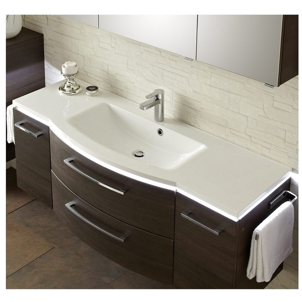 pelipal lunic mineralmarmor waschtisch 140 cm lu mmwtr43. Black Bedroom Furniture Sets. Home Design Ideas