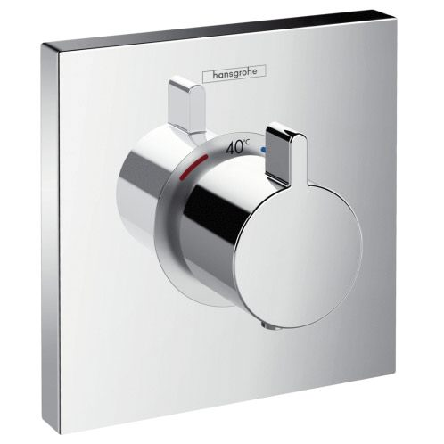 hansgrohe showerselect highflow up thermostat 15760000. Black Bedroom Furniture Sets. Home Design Ideas