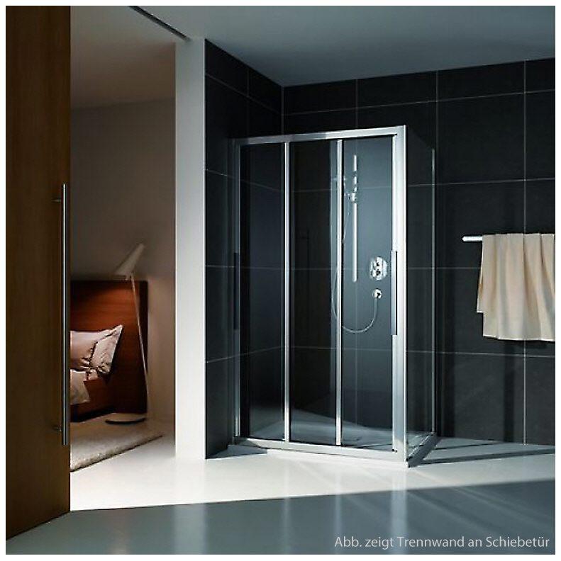 koralle myday trennwand f r schiebet r oder faltt r l67125502524 megabad. Black Bedroom Furniture Sets. Home Design Ideas