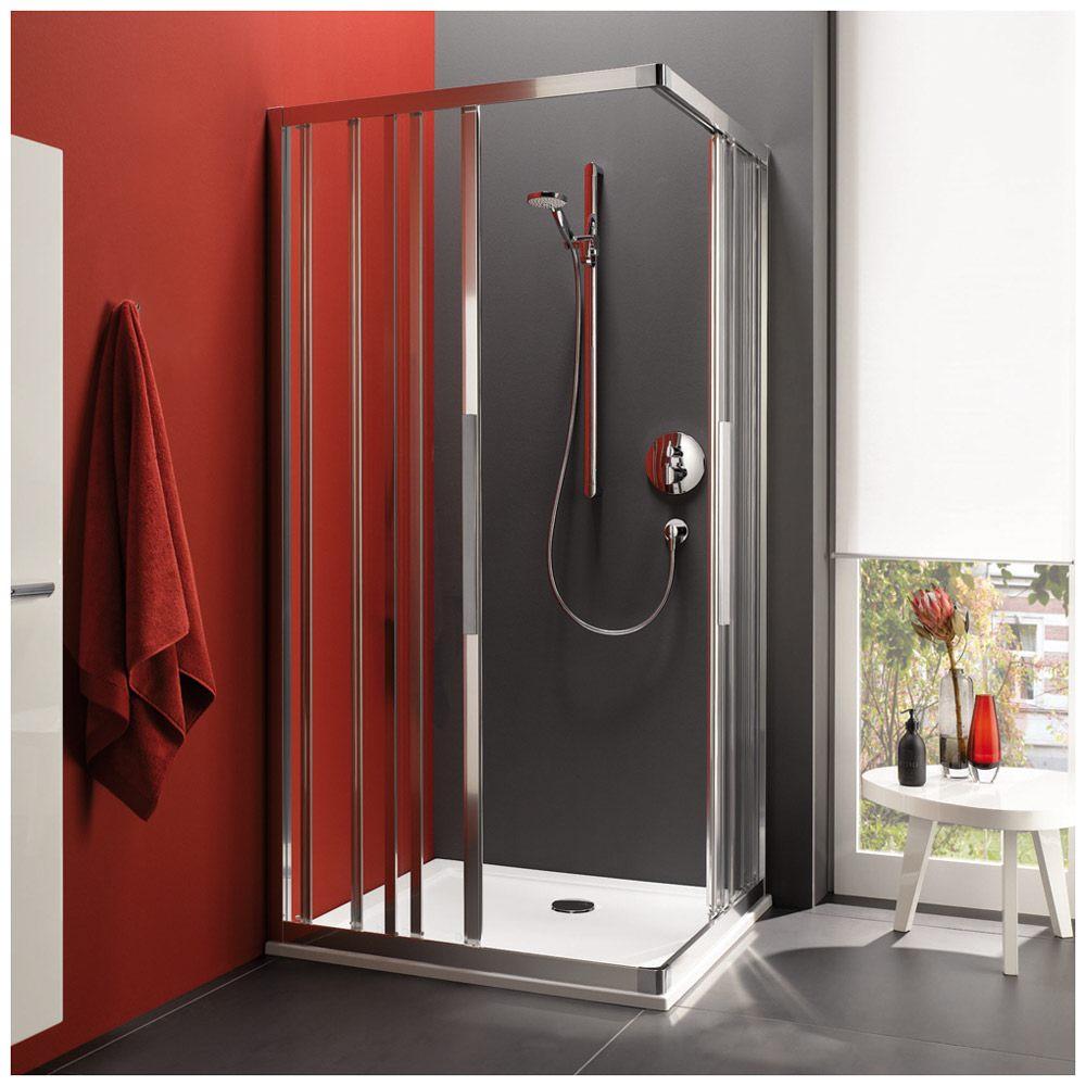 koralle myday schiebet r esf3 eckdusche 80 x 100 cm l67847502524 megabad. Black Bedroom Furniture Sets. Home Design Ideas