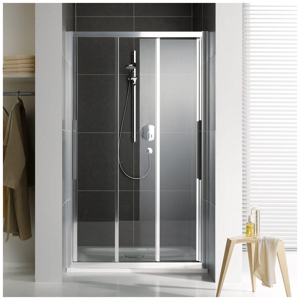 koralle myday schiebet r f r nische 100 cm l67856502524 megabad. Black Bedroom Furniture Sets. Home Design Ideas