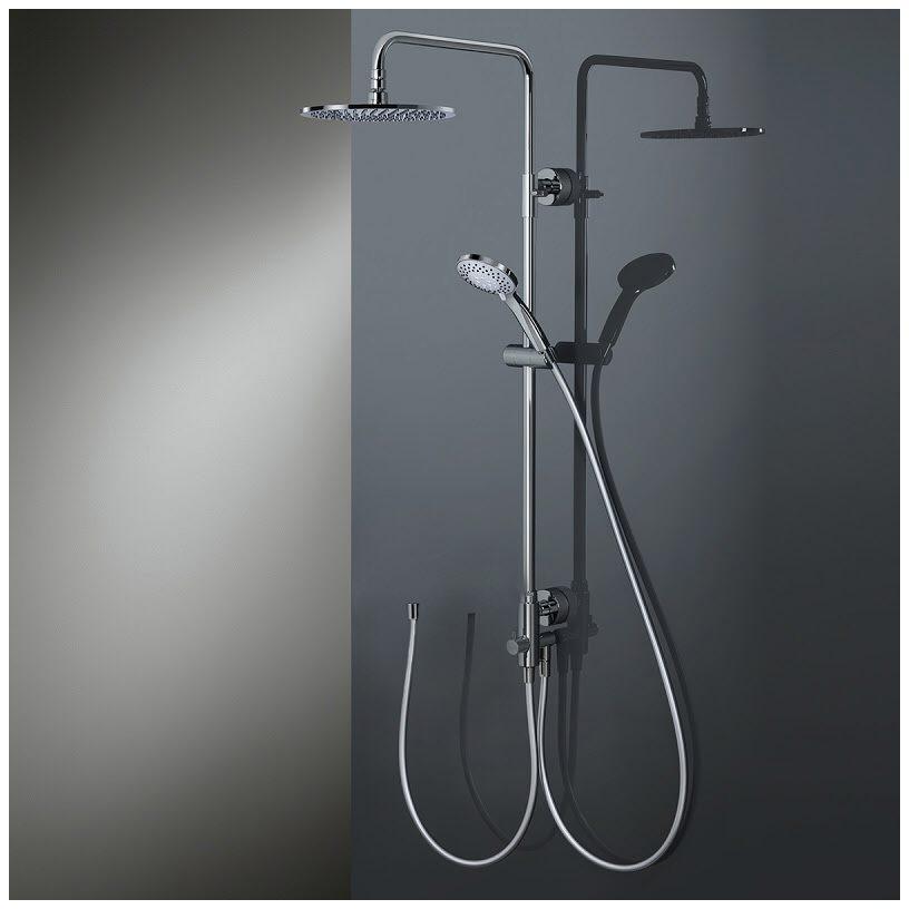 hsk shower set modell rs 200 universal megabad. Black Bedroom Furniture Sets. Home Design Ideas