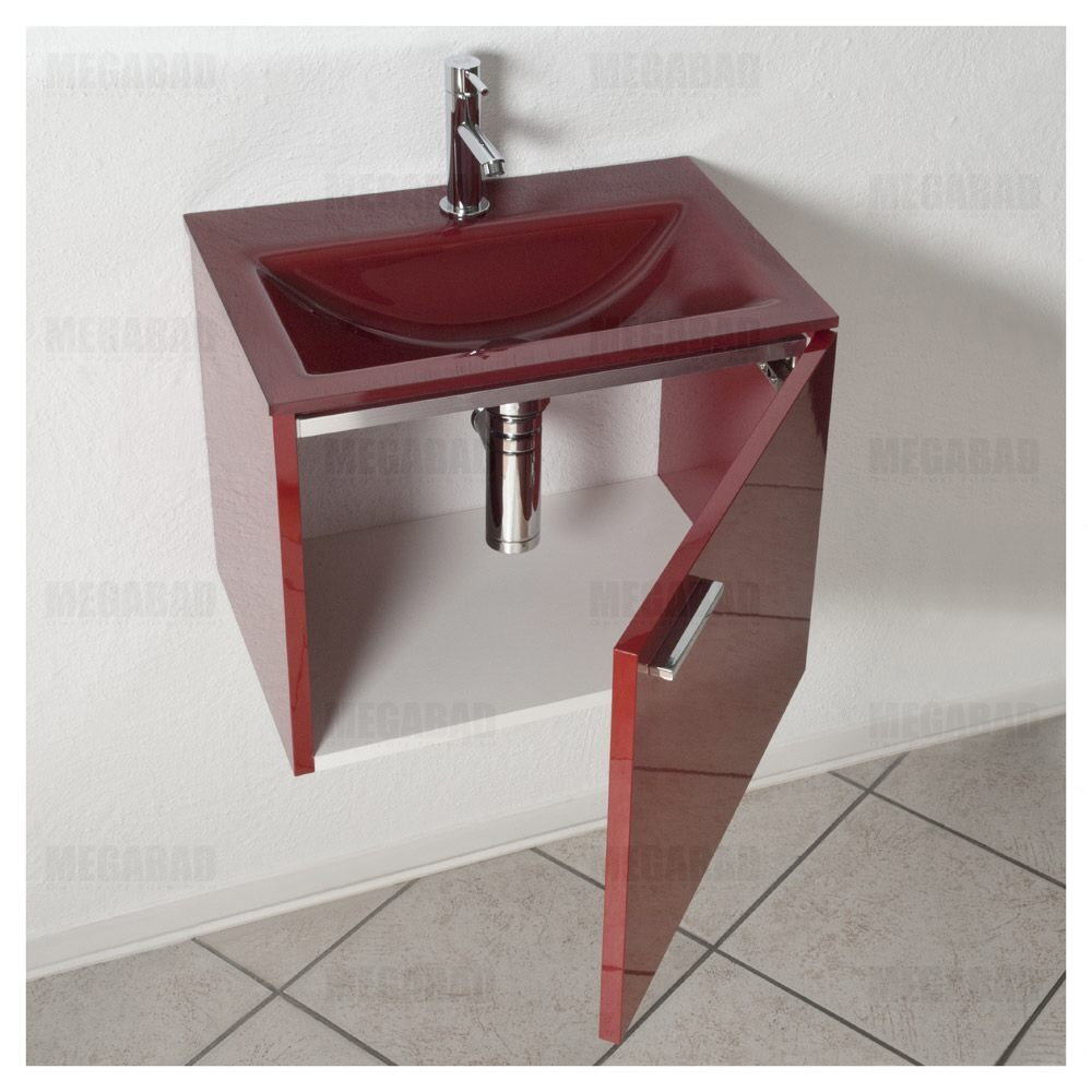 megabad architekt 50 glasline g stewaschtischkombination mben50atcram r megabad. Black Bedroom Furniture Sets. Home Design Ideas