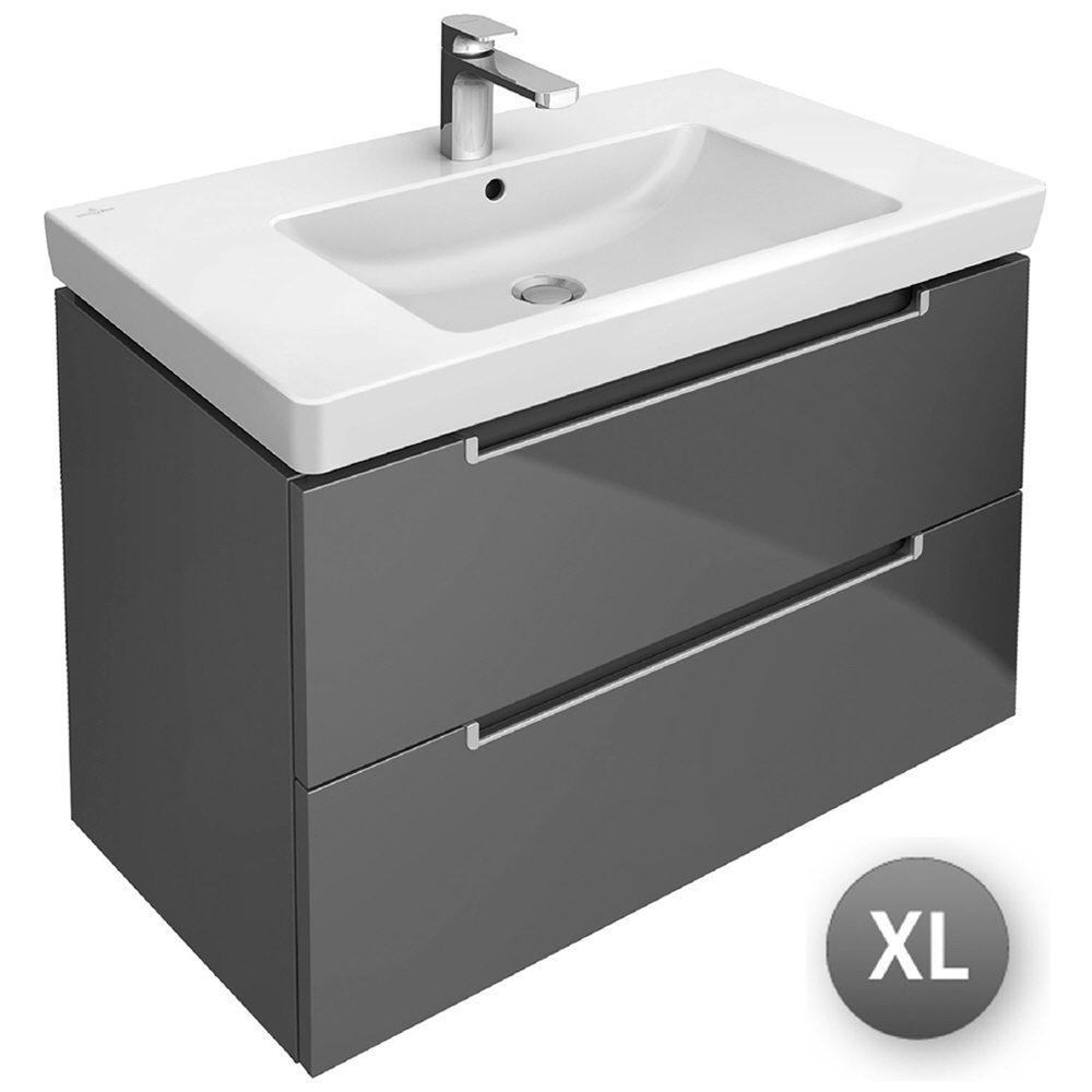 villeroy boch subway 2 0 waschtischunterschrank xl a69600ms megabad. Black Bedroom Furniture Sets. Home Design Ideas