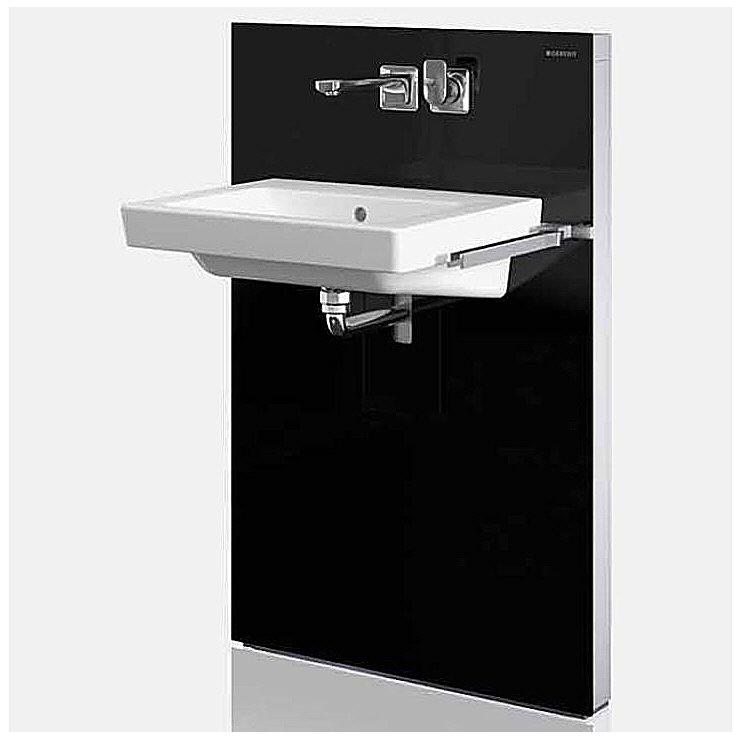 monolith sanit rmodul f r waschtische und wandarmatur 131. Black Bedroom Furniture Sets. Home Design Ideas