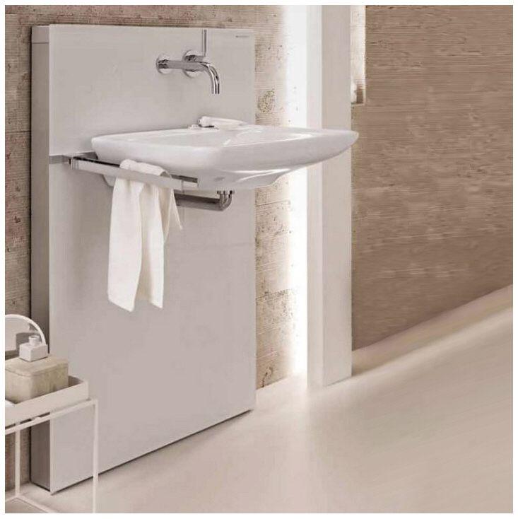geberit monolith sanit rmodul f r waschtisch mit. Black Bedroom Furniture Sets. Home Design Ideas
