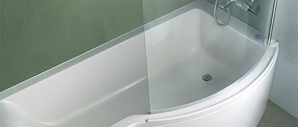 ideal standard badewannen mit duschzone megabad. Black Bedroom Furniture Sets. Home Design Ideas