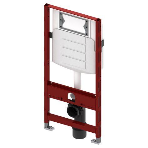 tece profil wc modul mit geberit sp lkasten 9300011 megabad. Black Bedroom Furniture Sets. Home Design Ideas