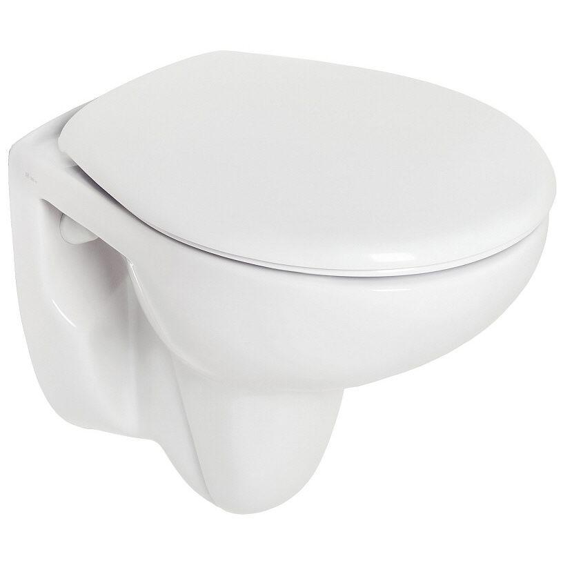 ideal standard san remo wand wc tiefsp ler slimline r349301 megabad. Black Bedroom Furniture Sets. Home Design Ideas