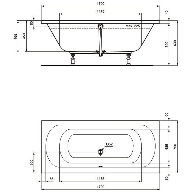 Badewanne Neu Emaillieren Preis: Kleine deko badewanne transparent ... | {Badewanne standard 17}