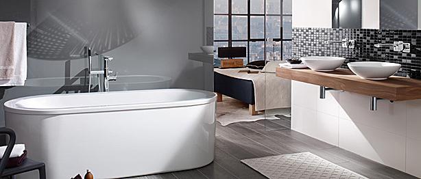 loop friends von villeroy boch megabad. Black Bedroom Furniture Sets. Home Design Ideas