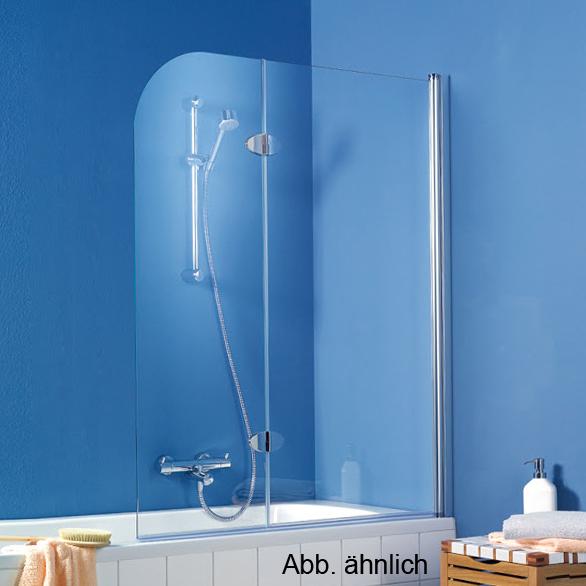 hsk exklusiv badewannenaufsatz 2 teilig rechts 406600 01 50 rechts megabad. Black Bedroom Furniture Sets. Home Design Ideas