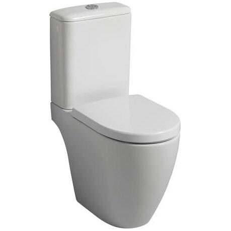 keramag icon stand wc kombination tiefsp ler 200460000 megabad. Black Bedroom Furniture Sets. Home Design Ideas