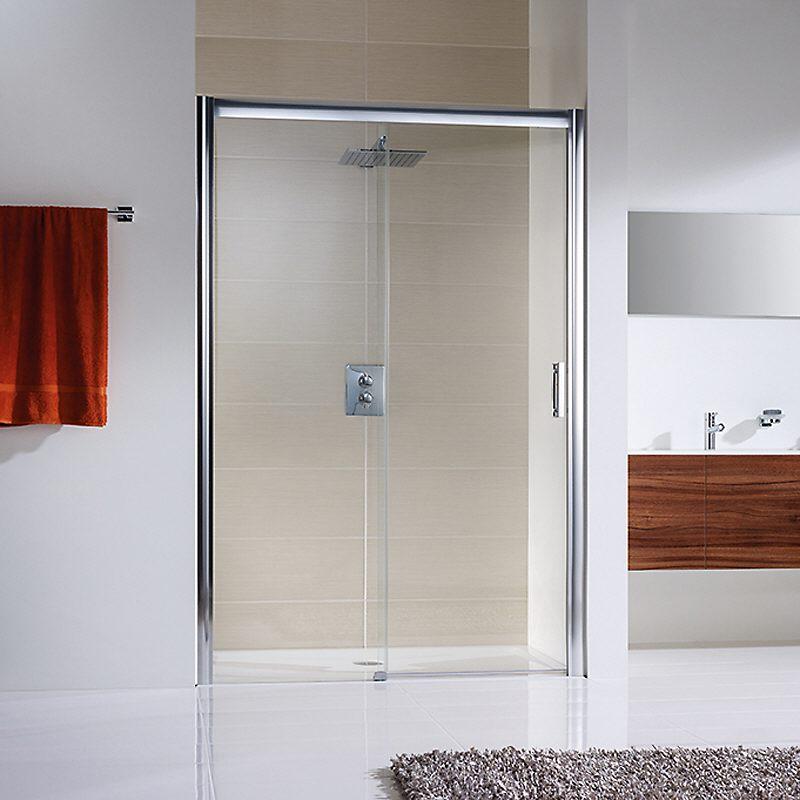 hsk solida gleitt r 2 teilig bodenfrei 120 cm 1522120 01 50 l softclose megabad. Black Bedroom Furniture Sets. Home Design Ideas