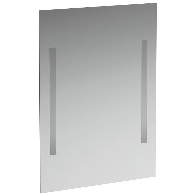 laufen case spiegel 60 cm mit integrierter beleuchtung senkrecht ohne schalter 4472229961441. Black Bedroom Furniture Sets. Home Design Ideas