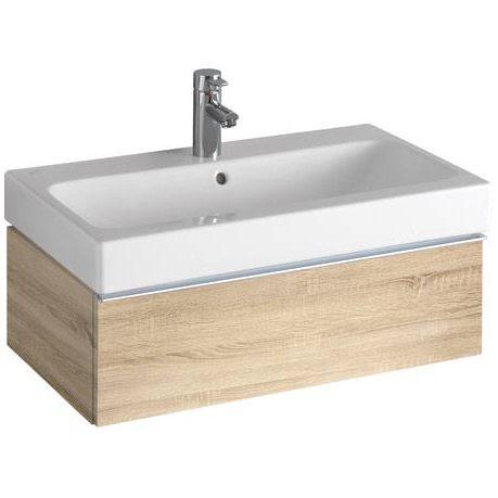 keramag icon waschtischunterschrank 74 x 24 cm 841277 megabad. Black Bedroom Furniture Sets. Home Design Ideas