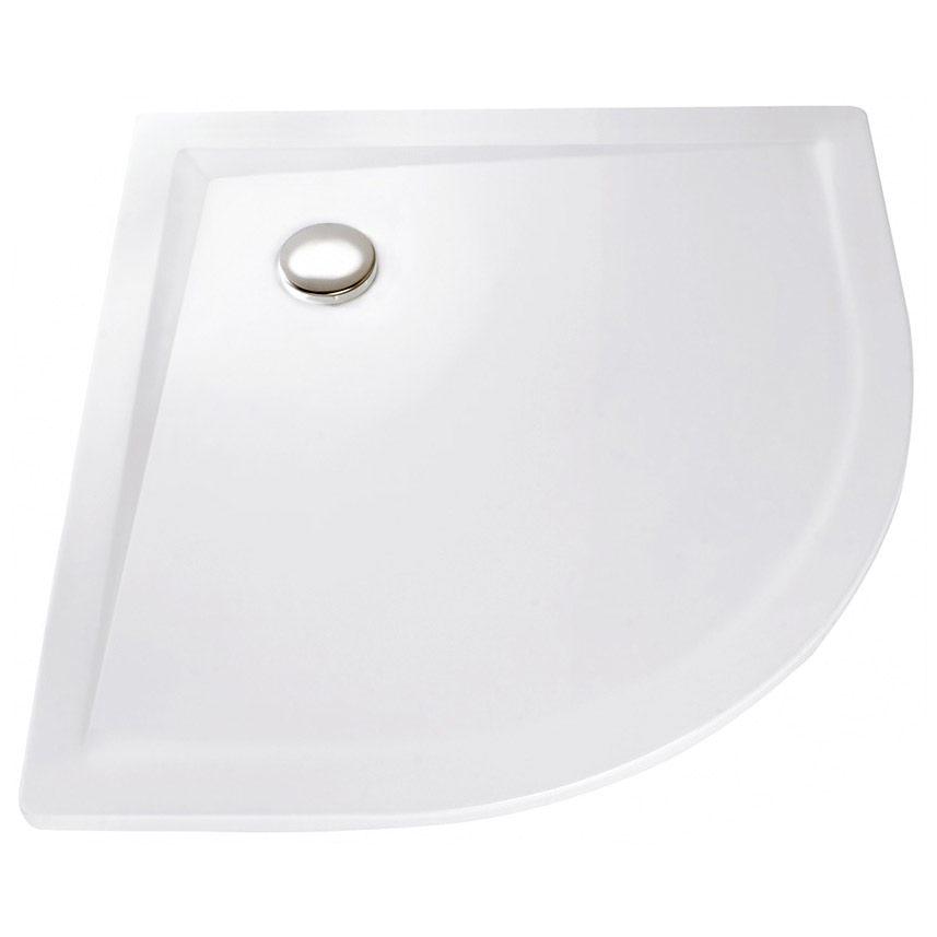 hsk marmor polymer duschwanne superflach 90 x 90 cm megabad. Black Bedroom Furniture Sets. Home Design Ideas