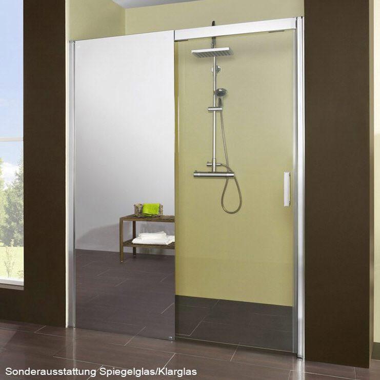 breuer panorama soft und silent schiebet r f r nische sonderma megabad. Black Bedroom Furniture Sets. Home Design Ideas