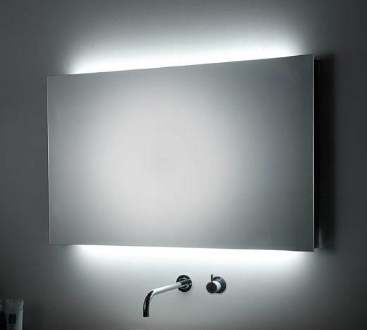 koh i noor spiegel 100 x 80 cm l45915 mit raumlicht megabad. Black Bedroom Furniture Sets. Home Design Ideas
