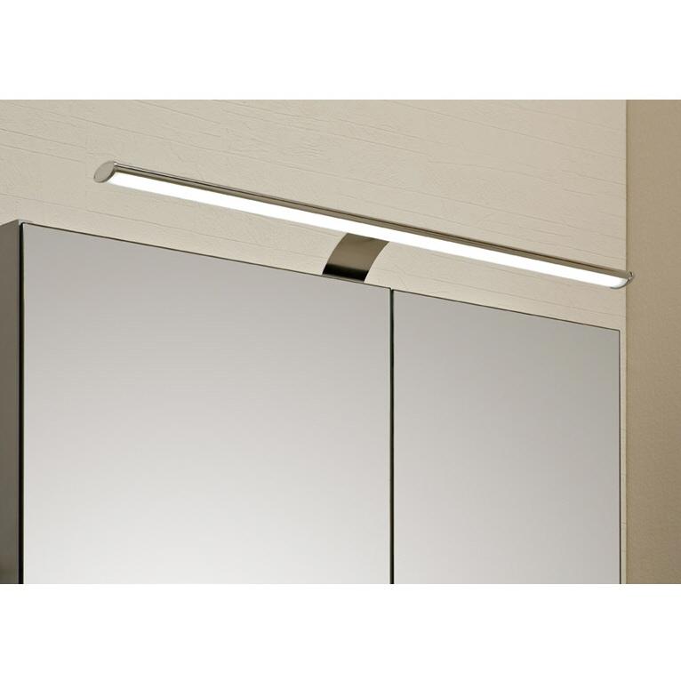 pelipal s5 spiegelschrank 180 x 16 x 70 cm mit 2 led aufsatzleuchten typ ii s5 spsd34 ii 25. Black Bedroom Furniture Sets. Home Design Ideas