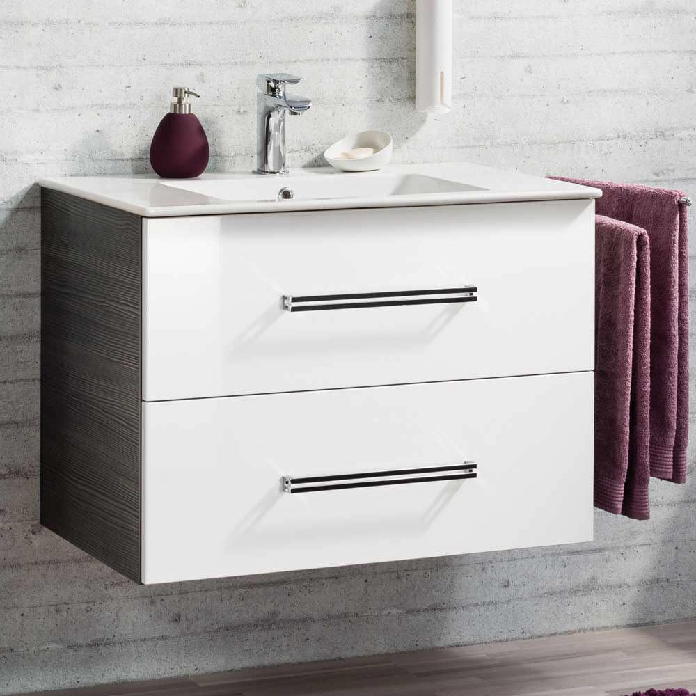 fackelmann como waschtischunterschrank 80 cm 73923 megabad. Black Bedroom Furniture Sets. Home Design Ideas