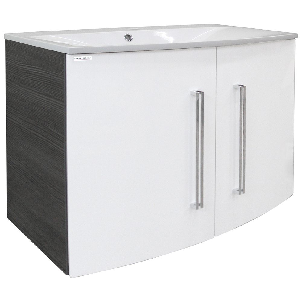 fackelmann lugano waschtischunterschrank 80 cm 73903 megabad. Black Bedroom Furniture Sets. Home Design Ideas