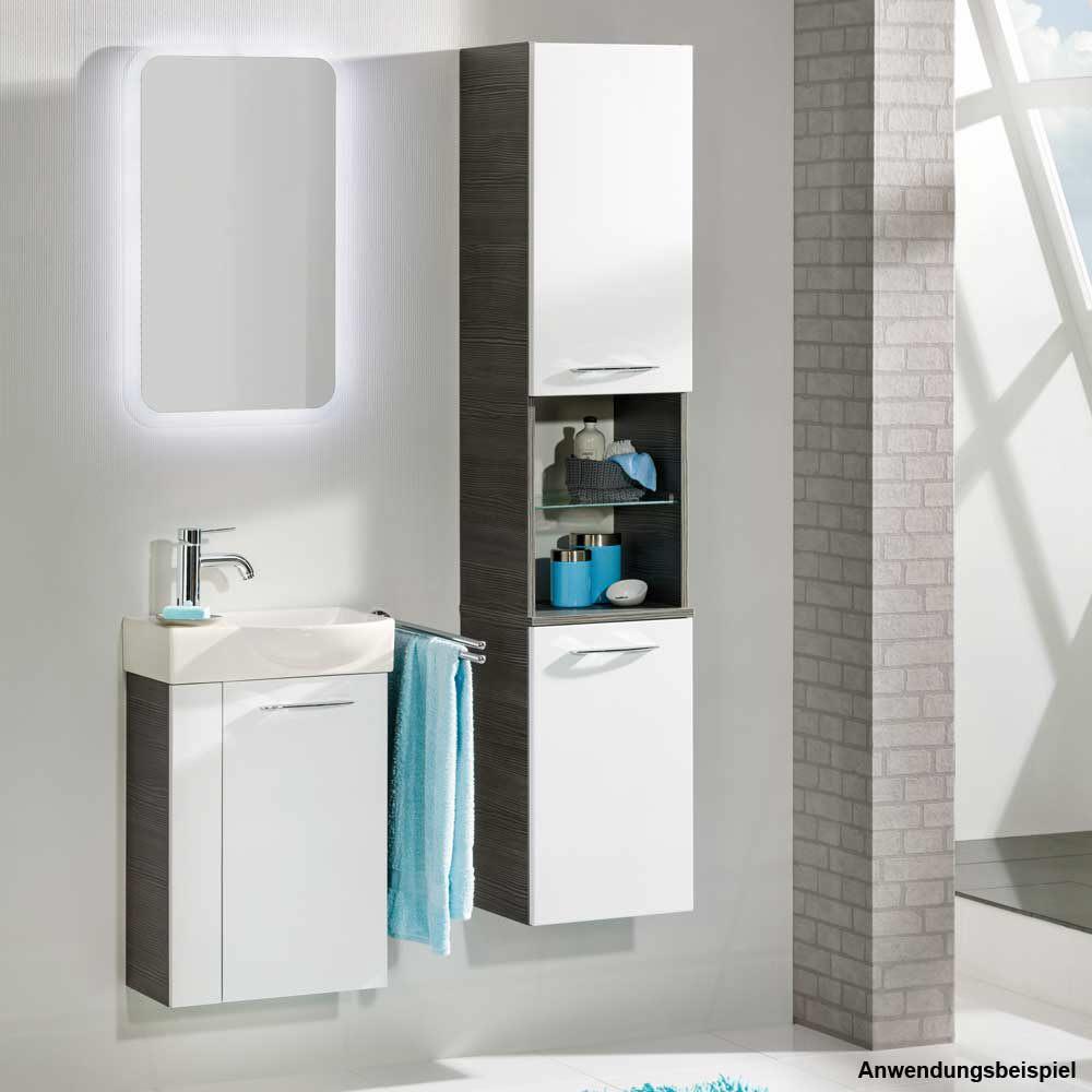Waschtischunterschrank Gäste Wc fackelmann vadea gäste wc waschtischunterschrank 44 cm 83843 megabad