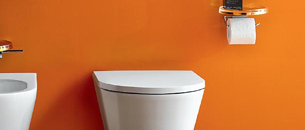 laufen kartell wc wc sitz megabad. Black Bedroom Furniture Sets. Home Design Ideas