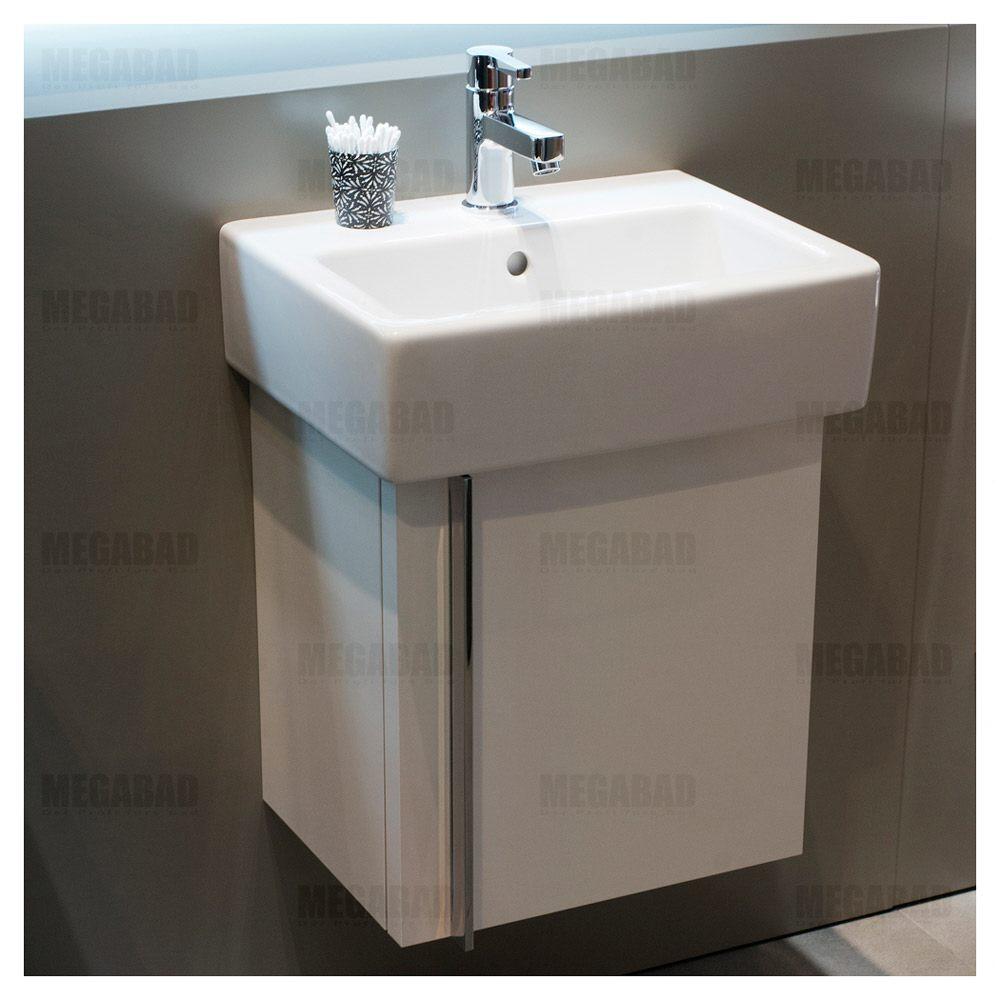 Duravit Vero Waschtischunterschrank für Vero Handwaschbecken 45 cm ...