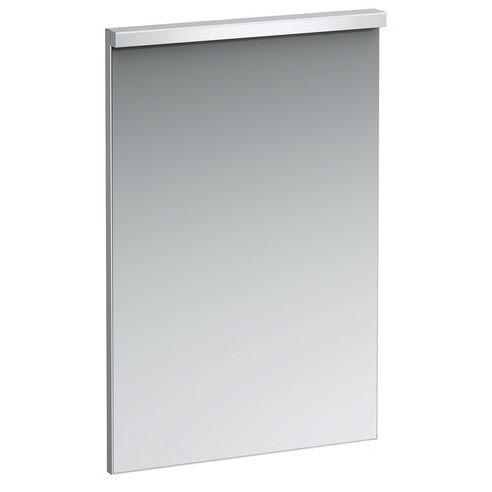 laufen frame 25 spiegel led leuchte 55 cm waagerecht ohne schalter 4474619000071 megabad. Black Bedroom Furniture Sets. Home Design Ideas