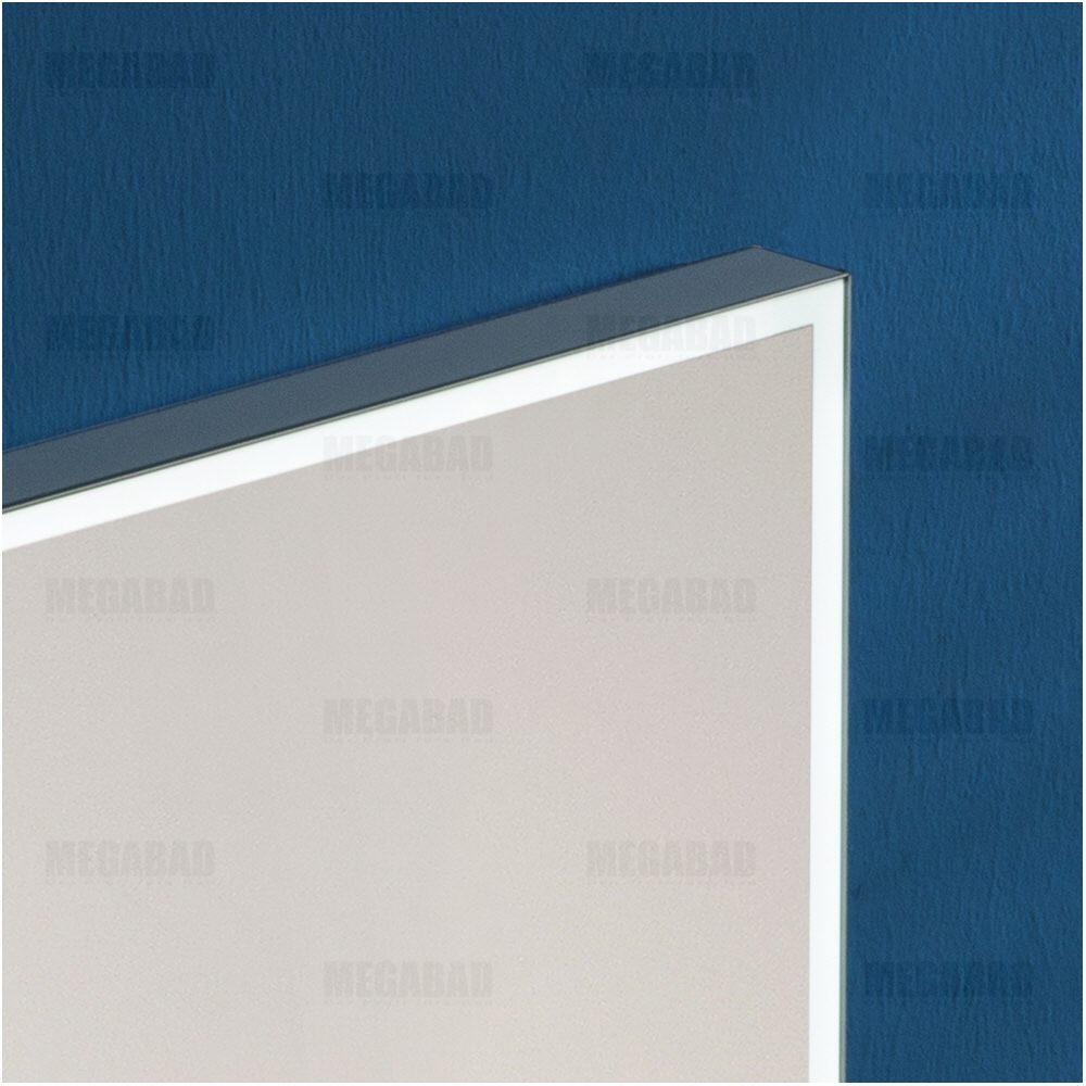 megabad architekt 100 led spiegel pineto 120 x 70 cm mbspledw7001200 megabad. Black Bedroom Furniture Sets. Home Design Ideas