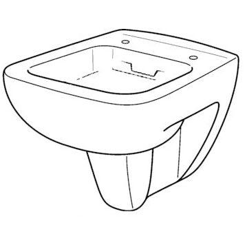 keramag renova nr 1 plan wand tiefsp l wc sp lrandlos 202170000 megabad. Black Bedroom Furniture Sets. Home Design Ideas