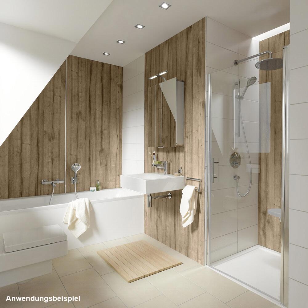 hsk renodeco designplatten 100 x 255 cm 940000 606 megabad. Black Bedroom Furniture Sets. Home Design Ideas