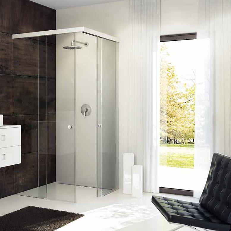 sprinz tansa eckeinstieg bis 90 x 200 cm ta4899ev1 megabad. Black Bedroom Furniture Sets. Home Design Ideas