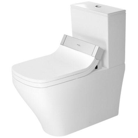 duravit durastyle stand wc sensowash tiefsp ler 2156590000 megabad. Black Bedroom Furniture Sets. Home Design Ideas