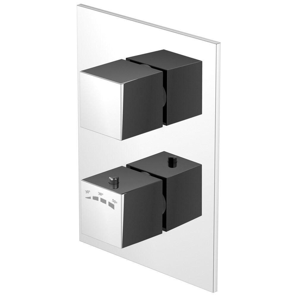 steinberg serie 160 und 135 brausethermostat unterputz mit. Black Bedroom Furniture Sets. Home Design Ideas