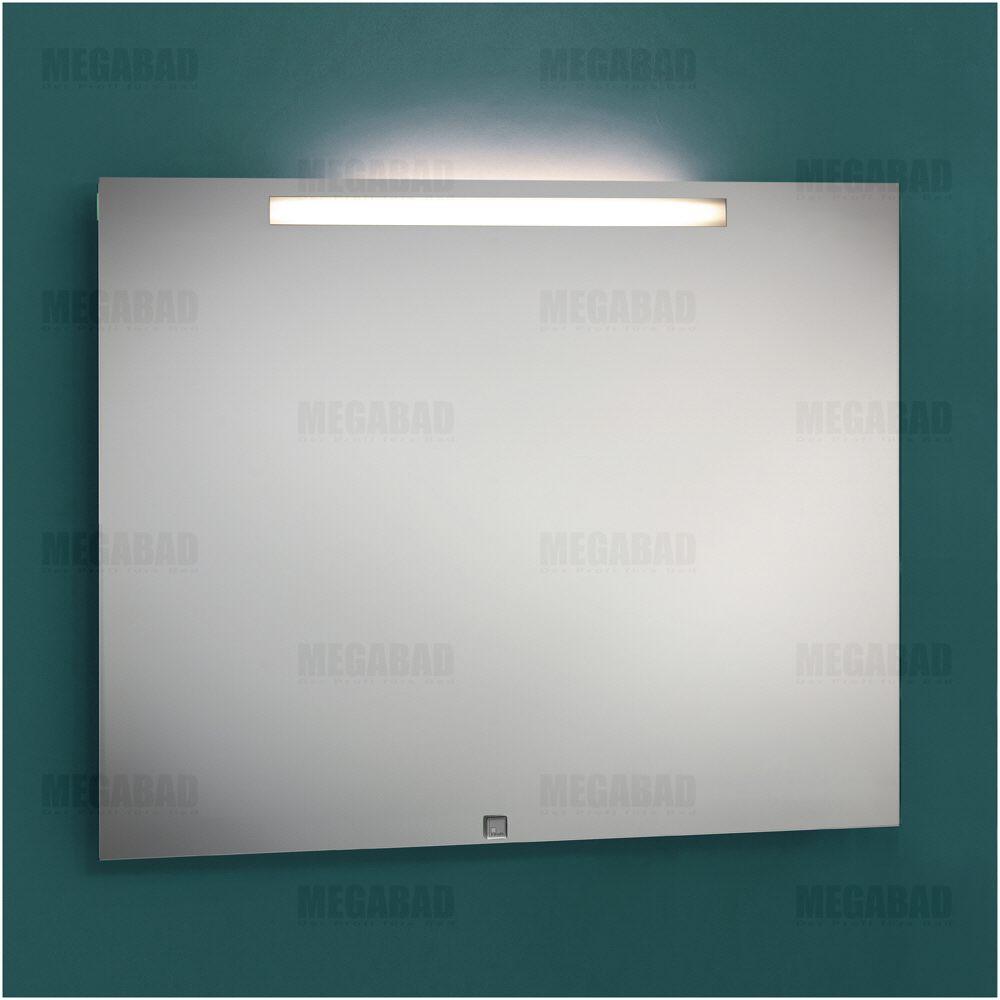 Zierath garda led spiegel hinterleuchtet 80 x 60 cm for Spiegel hinterleuchtet