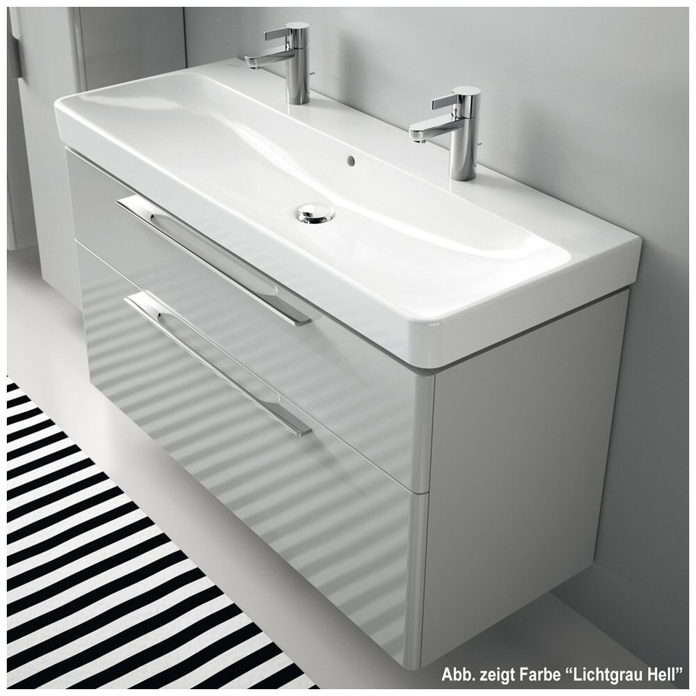 keramag smyle waschtischunterschrank 116 8 cm 805120 megabad. Black Bedroom Furniture Sets. Home Design Ideas