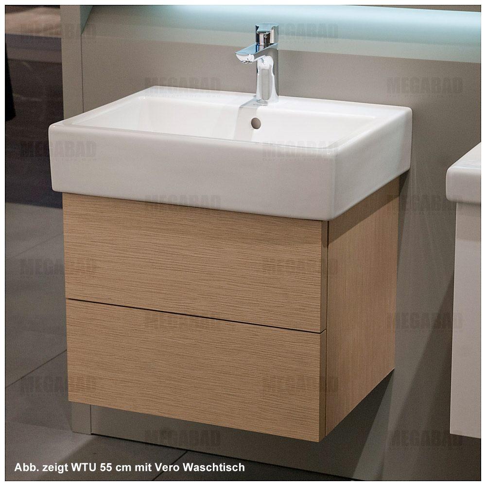 Duravit Delos Waschtischunterbau, Art. DL632501212 - MEGABAD