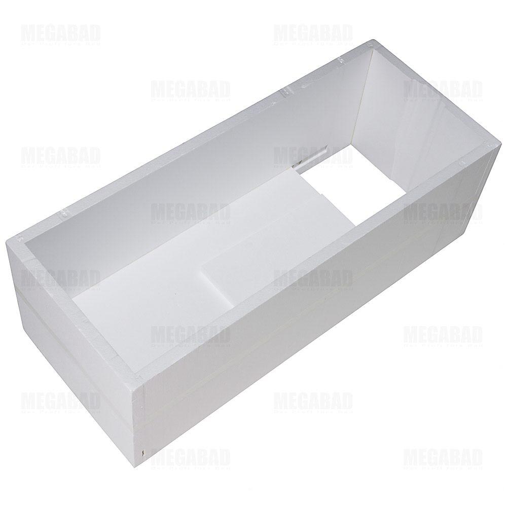 poresta systems wannentr ger f r hoesch scelta badewanne 180 x 90 cm megabad. Black Bedroom Furniture Sets. Home Design Ideas