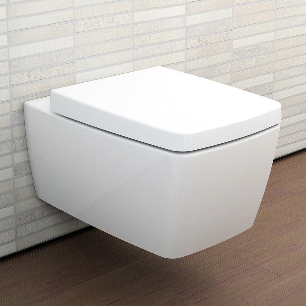vitra metropole wand wc vitraflush ohne sp lrand 7672b003. Black Bedroom Furniture Sets. Home Design Ideas