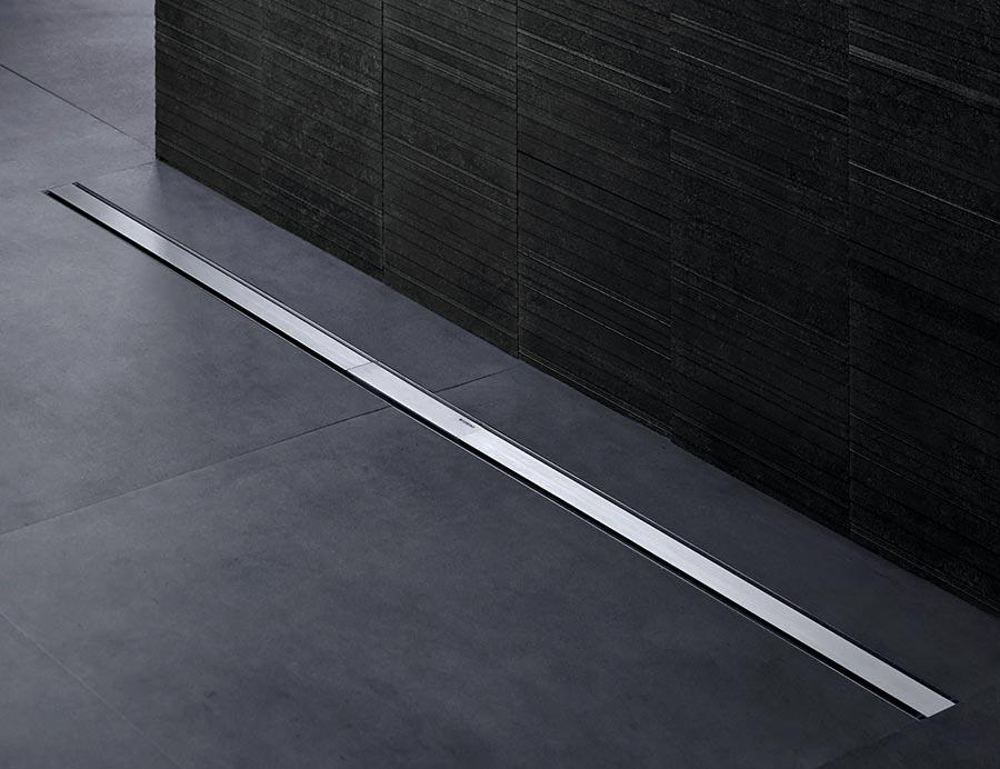 geberit cleanline 20 duschrinne 130 cm megabad. Black Bedroom Furniture Sets. Home Design Ideas
